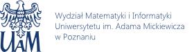 Wydział Matematyki i Informatyki UAM w Poznaniu